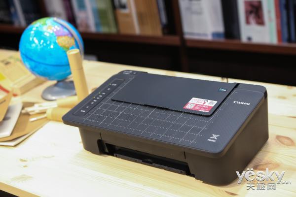 佳能发布8款腾彩PIXMA喷墨打印机新品 主打'新概念打印'