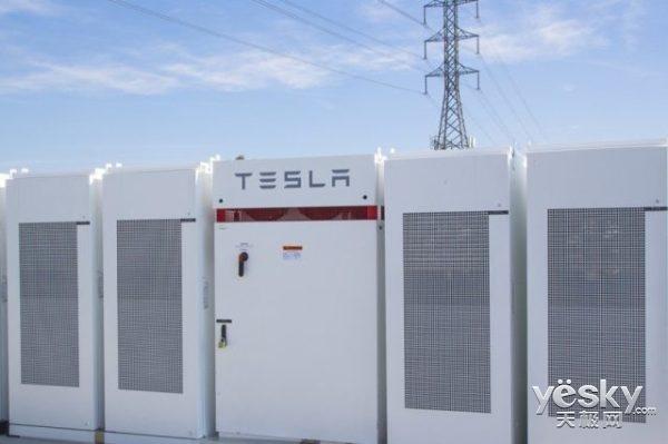 特斯拉两月成百天计划 南澳搭好最大锂电池