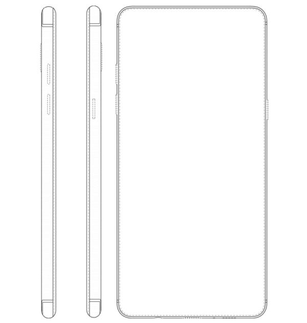 砍掉下巴做真正的全面屏? 三星Galaxy S9设计稿曝光