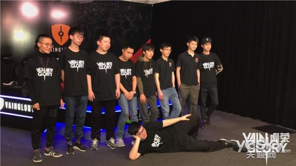 《虚荣》VG8秋季决赛落幕 HT、VK进军新加坡世界赛之路