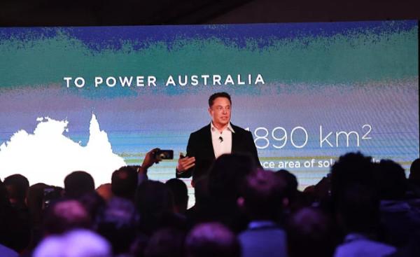马斯克是否真的建成了全球最大的锂电池储能系统 本周五见分晓