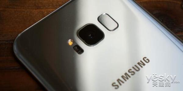 三星或为Galaxy S9寻觅指纹识别器新供应商