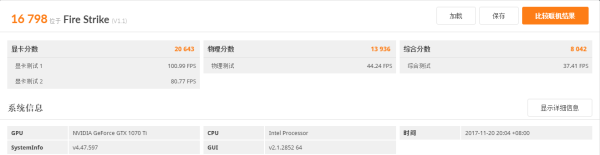 七彩虹iGame GTX1070Ti Vulcan X Top显卡应用评测