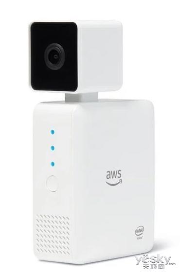 专为开发者定制!亚马逊推AI摄像头DeepLens 售价249美元