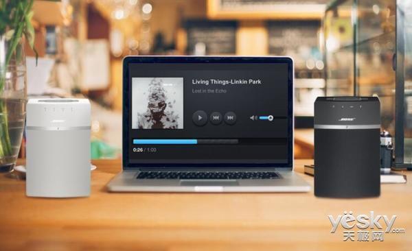 音乐无线自由 BOSE SoundTouch 10蓝牙无线音箱