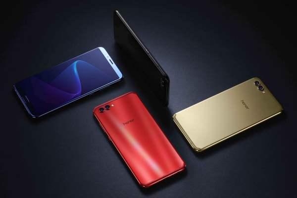 荣耀V10现已开启预约 12月5日首发售价2699元起