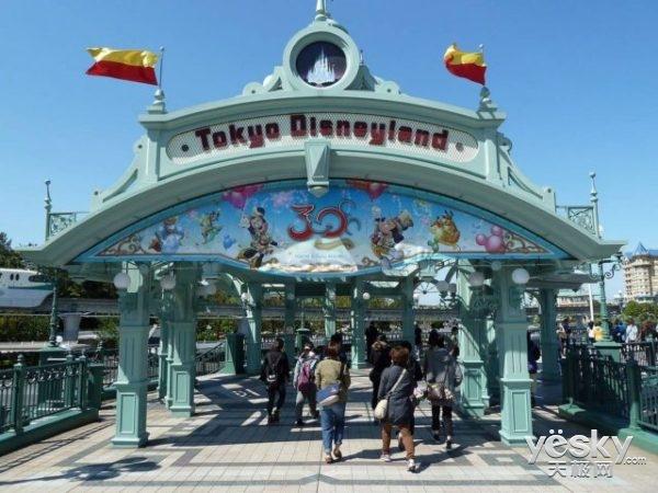 日本或建第三座迪斯尼主题公园:耗30亿美元