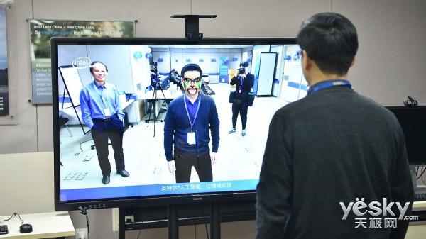 走进英特尔中国研究院:AI机器人这么聪明 想要一台
