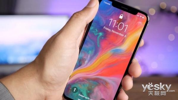 苹果笑了 35%的消费者表示会购买iPhone X 比上市前增加了一倍