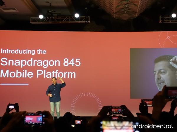 高通宣布骁龙845移动平台 骁龙835笔电发布 续航20小时