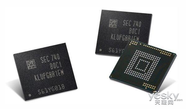 三星512GB UFS闪存量产,手机究竟多少存储容量才够用?