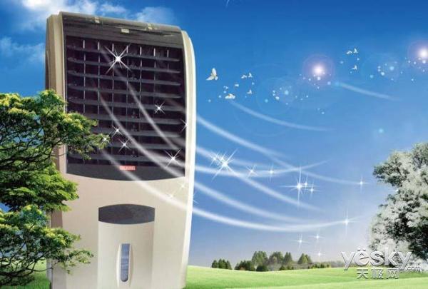 空调和空调扇的区别是什么?有哪位知道?