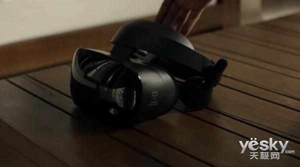 三星MR设备玄龙MR发布:110°超广视野、双AMOLED显示屏