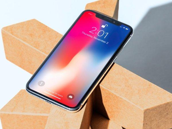 曝iPhone 2018年三款机型标配刘海屏 新增双卡双待版本