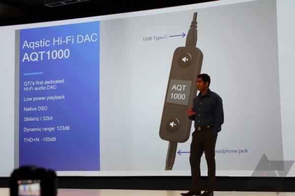 发烧友福音 高通宣布首款USB-C Hi-Fi DAC数字转换器