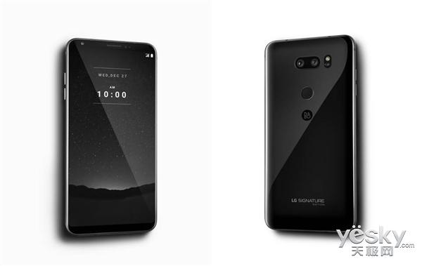 LG V30玺印版发布:陶瓷后盖/韩国独享/限量300台/售价1.21万元