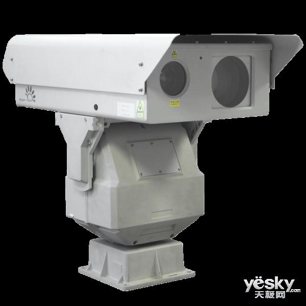 激光摄像机助力西成高铁迈向新时代
