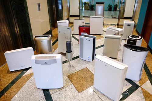 说明: 空气净化器行业