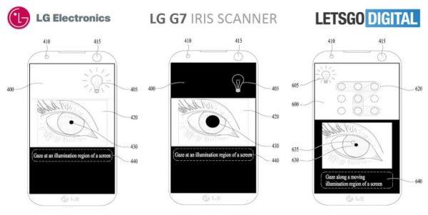 LG申请虹膜识别专利 新旗舰LG G7或将首发
