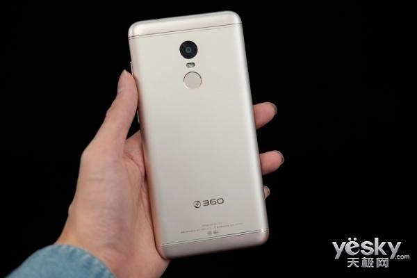 千元全面屏手机发布 360手机N6更快更持久
