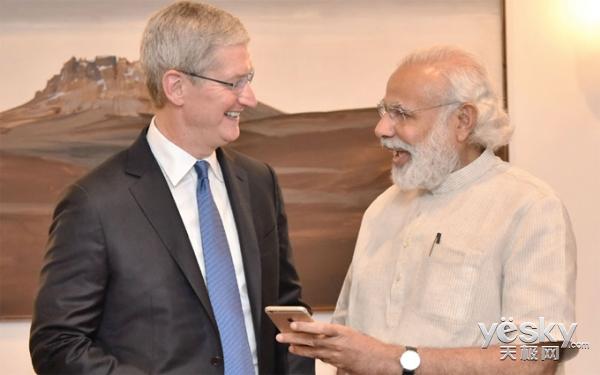 苹果再遇印度政府冷脸:不为其提供政策豁免