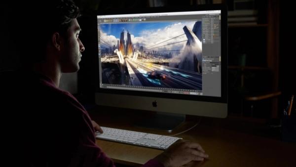 苹果新款iMac Pro内置定制T2芯片 专攻安全性