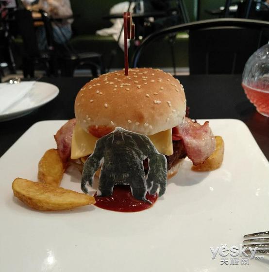 幻想成真 SQUARE ENIX CAFE上海淮海店体验记