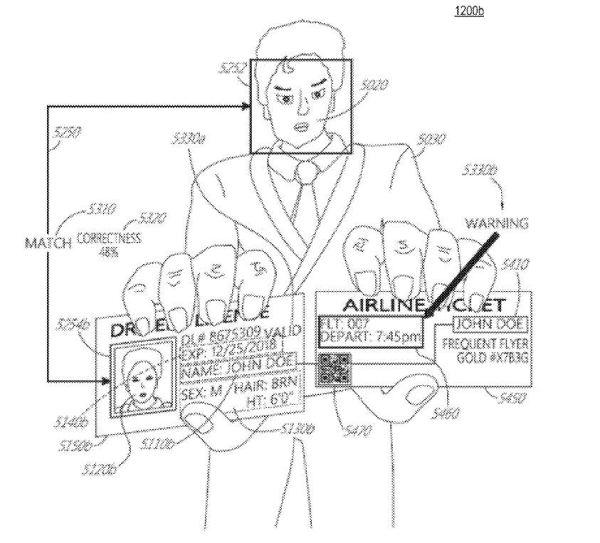 Magic Leap人脸识别专利曝光 AR还能这样用?