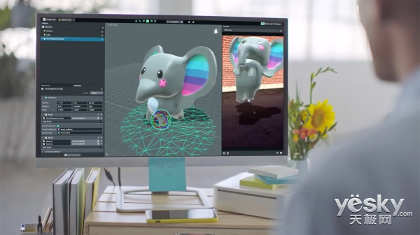 Snapchat推出Lens Studio应用 让用户自主创作AR滤镜