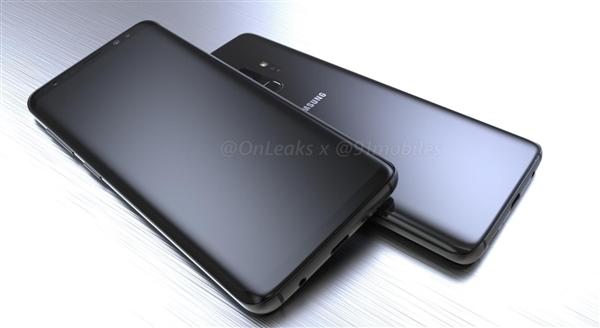 或将于明年二月份亮相 搭载骁龙845三星S9外观就这样?