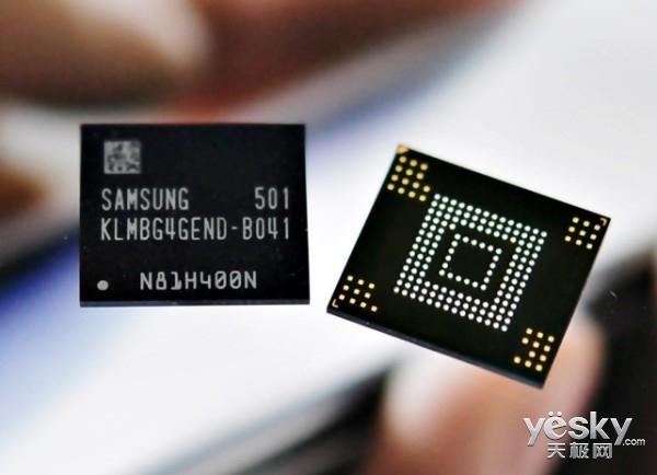 继续领先!三星电子宣布研发出全球最小的DRAM芯片:10纳米级