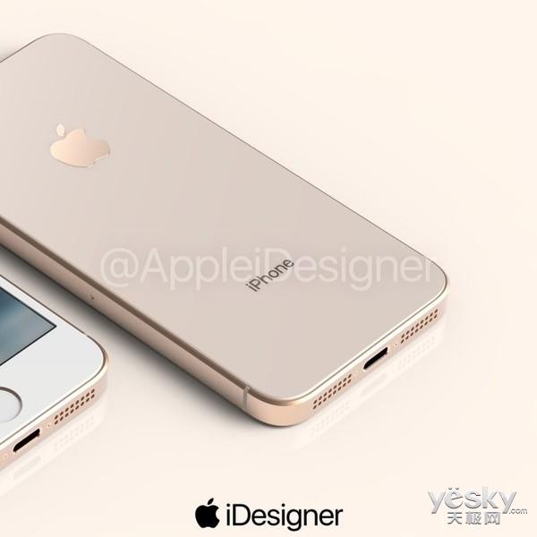 苹果iPhone SE 2渲染图曝光:升级不大 还没换脸