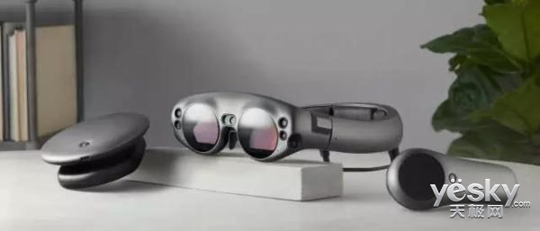 Magic Leap首款AR头显Magic Leap One发布 2018年发货