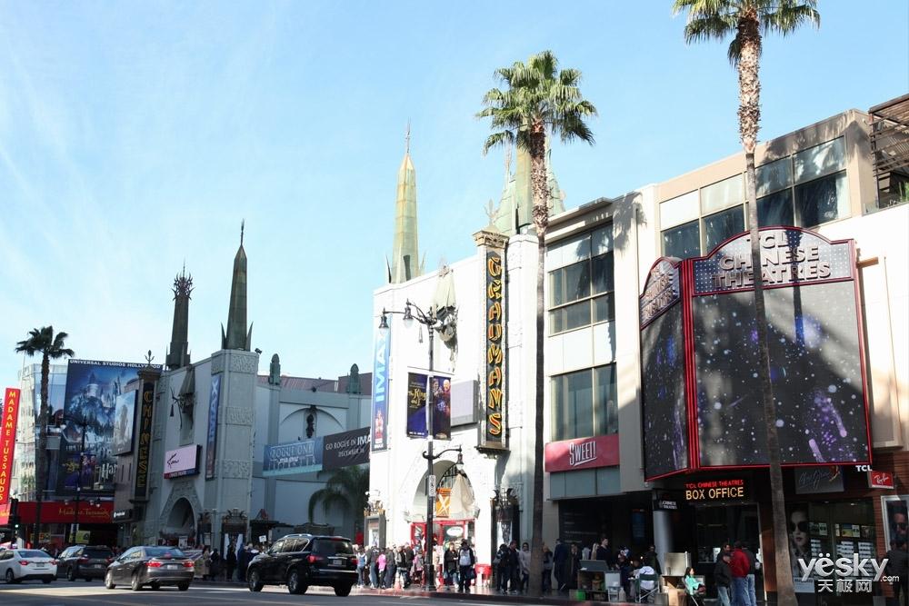 TCL成好莱坞中国大剧院首个冠名商