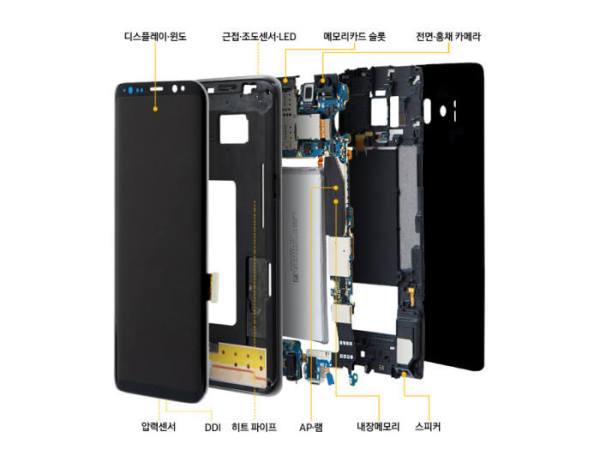 韩媒:三星S9将于3月初上市 采用堆栈式主板 电池容量更大