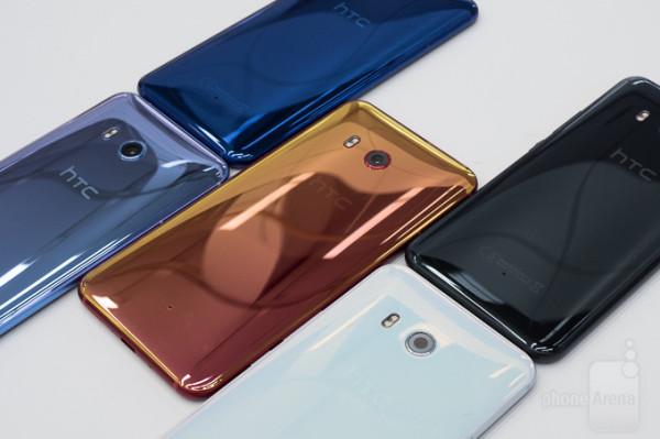 HTC将缩减2018年新机研发数量 U12将成为唯一旗舰