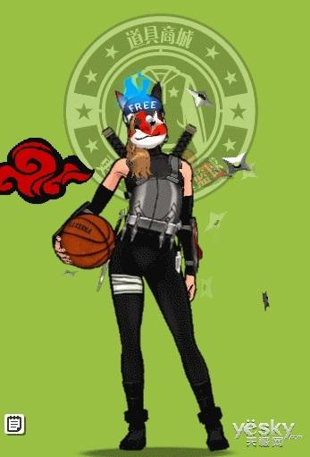 四周年角色返场正式上线 《自由篮球》全新三级技能来袭