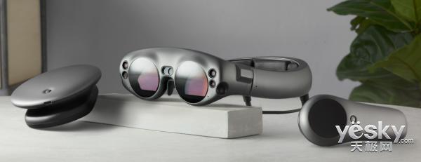 近期发布的3Glasses 蓝珀S2和Magic Leap One有何代表性?