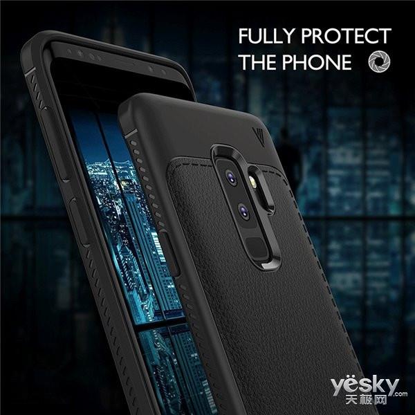 三星Galaxy S9+高清渲染图曝光:外观再无秘密
