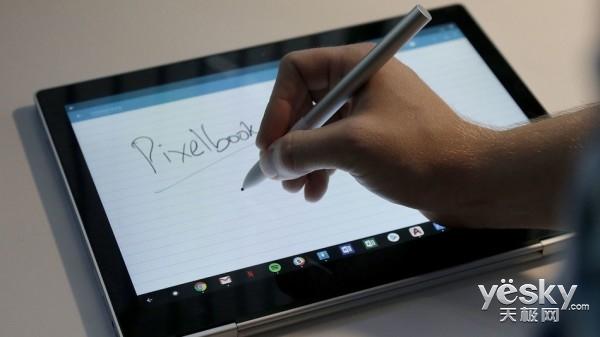 谷歌允许Pixelbook运行Fuchsia操作系统 正测试