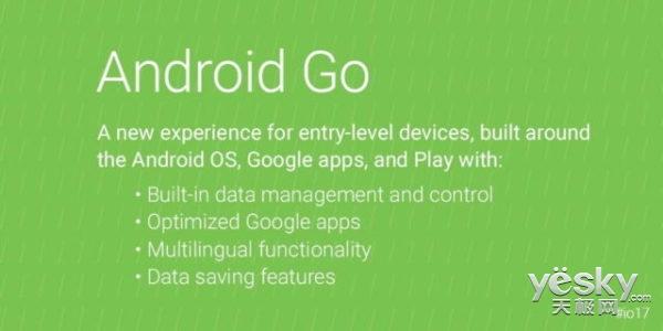 谷歌携手印度制造商大推Android Go手机:本月底有新机 仅30美元
