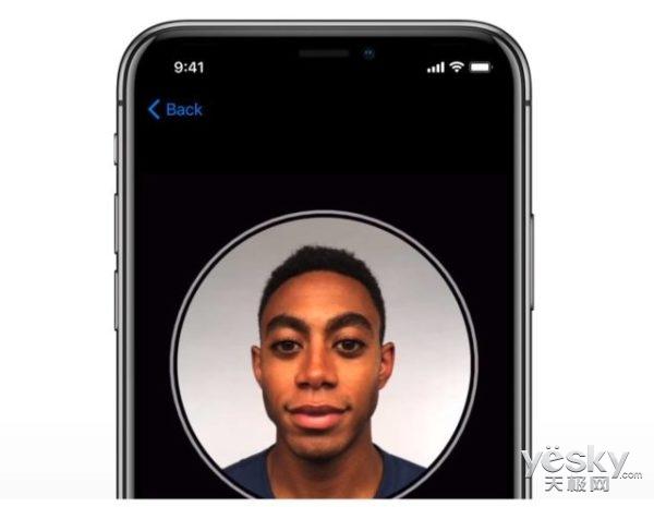 2018年版iPhone X或迎来升级版Face ID 屏占比提升 -手机宝典-天极网
