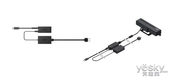 微软宣布Kinect USB适配器停产 将专注Xbox和Win10版游戏配件