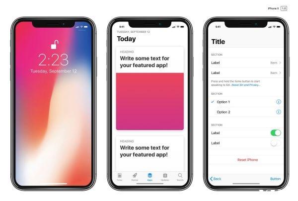 iPhone X拿下刘海屏专利 不能再模仿的国产手机还有春天吗?