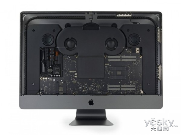 苹果iMac Pro内存升级方案出炉 必须前往苹果授权服务商升级