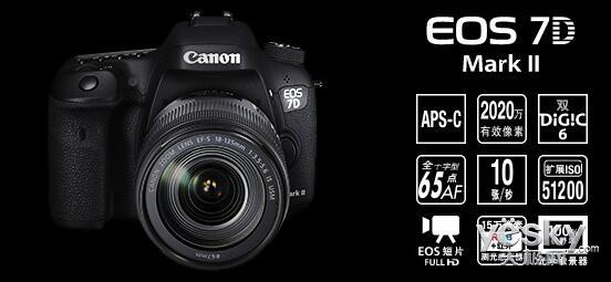 曝佳能EOS 7D MARK III将支持4K视频拍摄 但帧率只有30fps