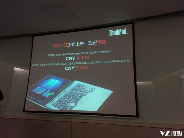 """""""脱胎换骨""""的ThinkPad E480/580 2018年它们真的要""""自成一派"""""""
