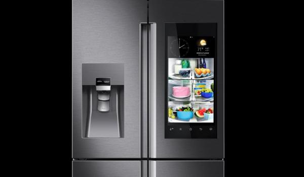 CES2018:三星发布逆天冰箱,能控制空调调监控