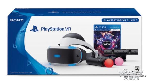 索尼今年要发力:PS VR游戏将增加到280款