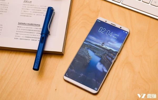 尘埃落定? 全球首款屏下指纹手机vivo X20 Plus UD正式亮相
